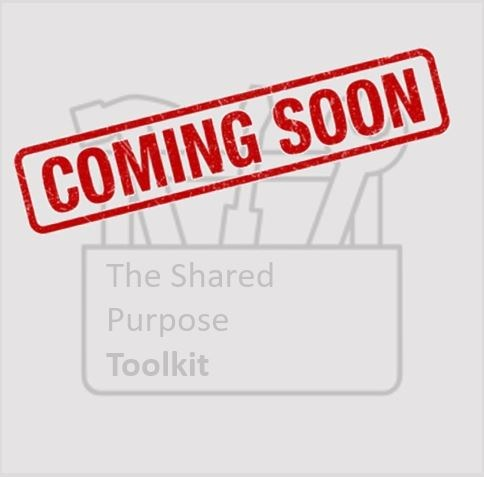 Coming soon - Shared purpose toolkit button