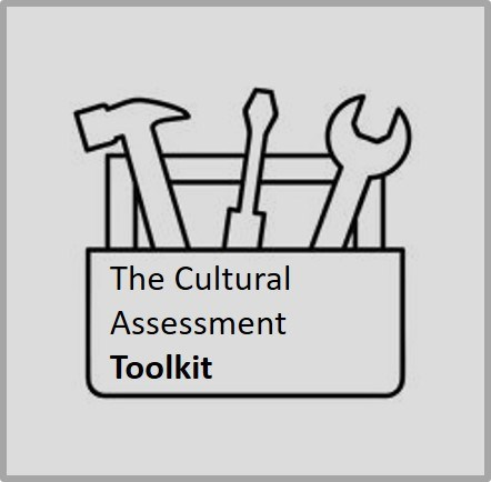 Cultural assessment toolkit button